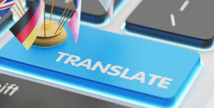 Translate article any language to English