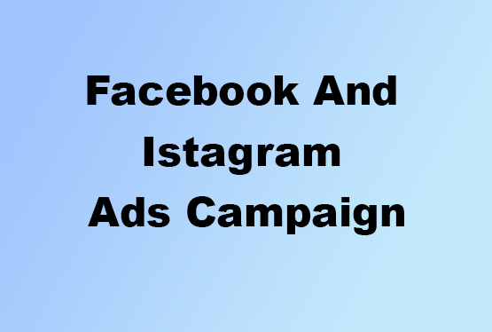 I will optimize and run high converting Facebook and Instagram ads campaigns