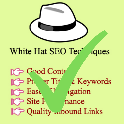 I'll Do White Hat SEO For Guaranteed Rankings