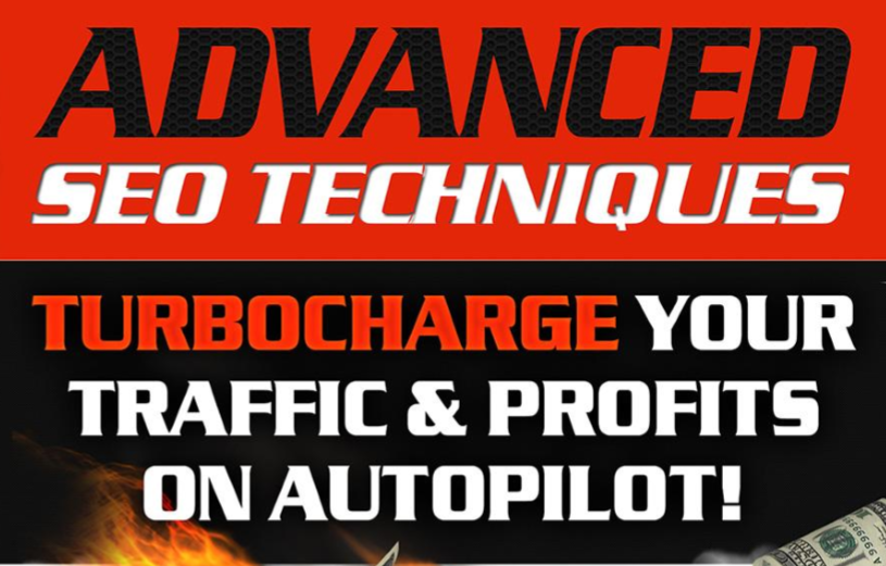 DIY Advanced SEO Techniques You Can Use Yourself To Drive Massive Traffic To Your Business.