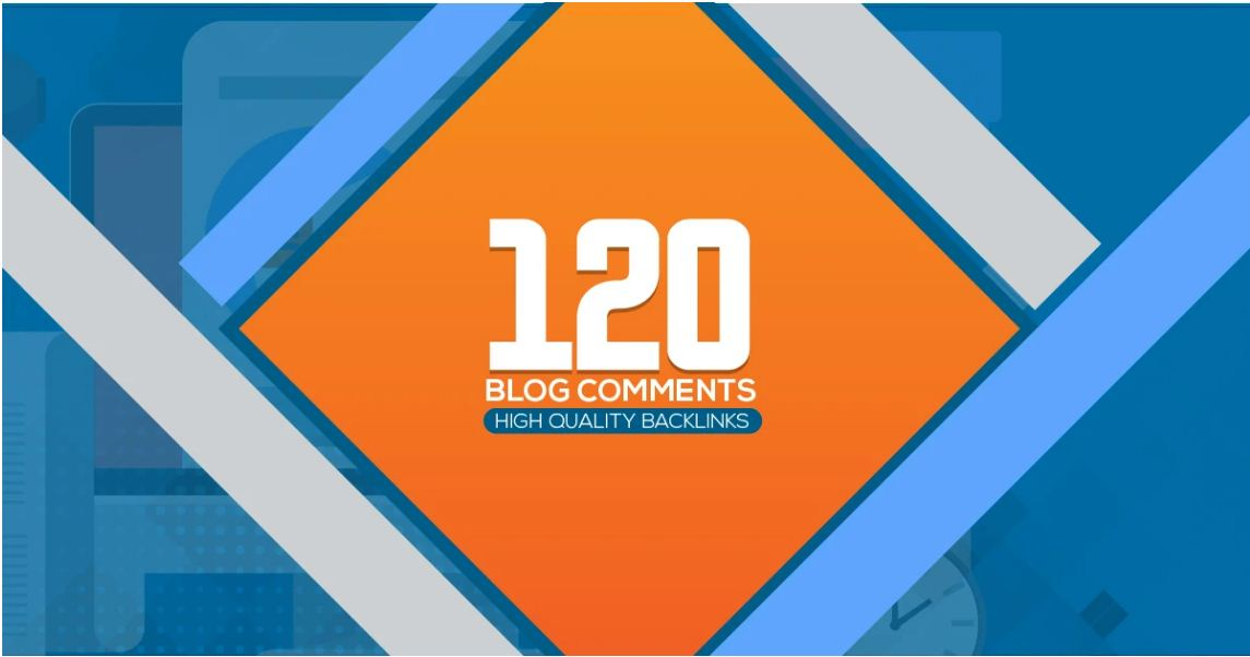 Submit 120 Dofollow Blog Comment Backlinks high da pa
