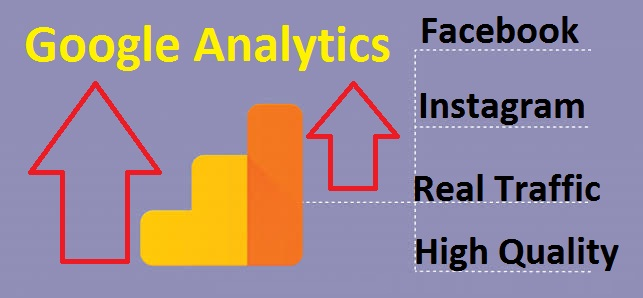Send 5,000 Google Analytics Worldwide Website Traffic Visitors Real High Quality Traiffc