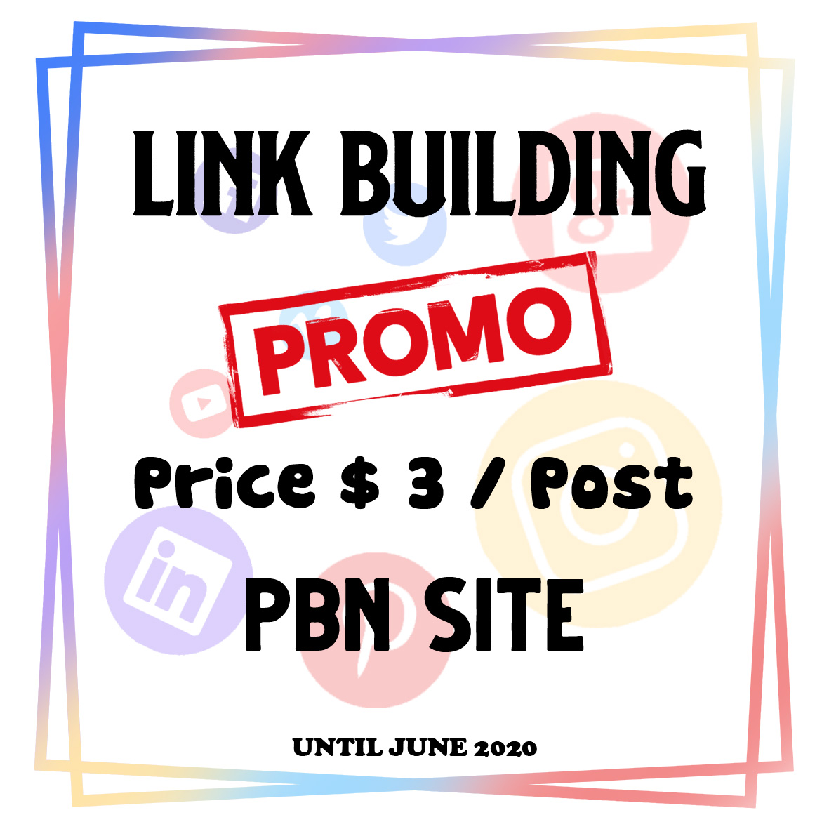 I will Post your Article on 1200 PBNs Link Building Service