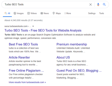 Write and Publish guest post article on Turbo SEO Tools