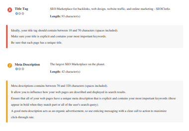 I will Create Full SEO Audit Report of Your Website