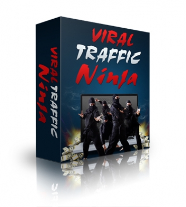WP Viral Traffic Ninja You Can Use To Get UNLIMITED Visitors To Your Blog For FREE This WordPress