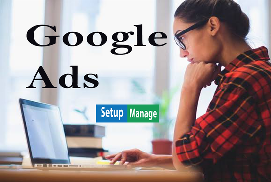 Setup and manage google adwords ads Campaign