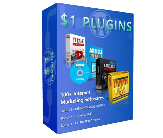 100+ Ready To Use Internet Marketing Softwares with Private Label Right