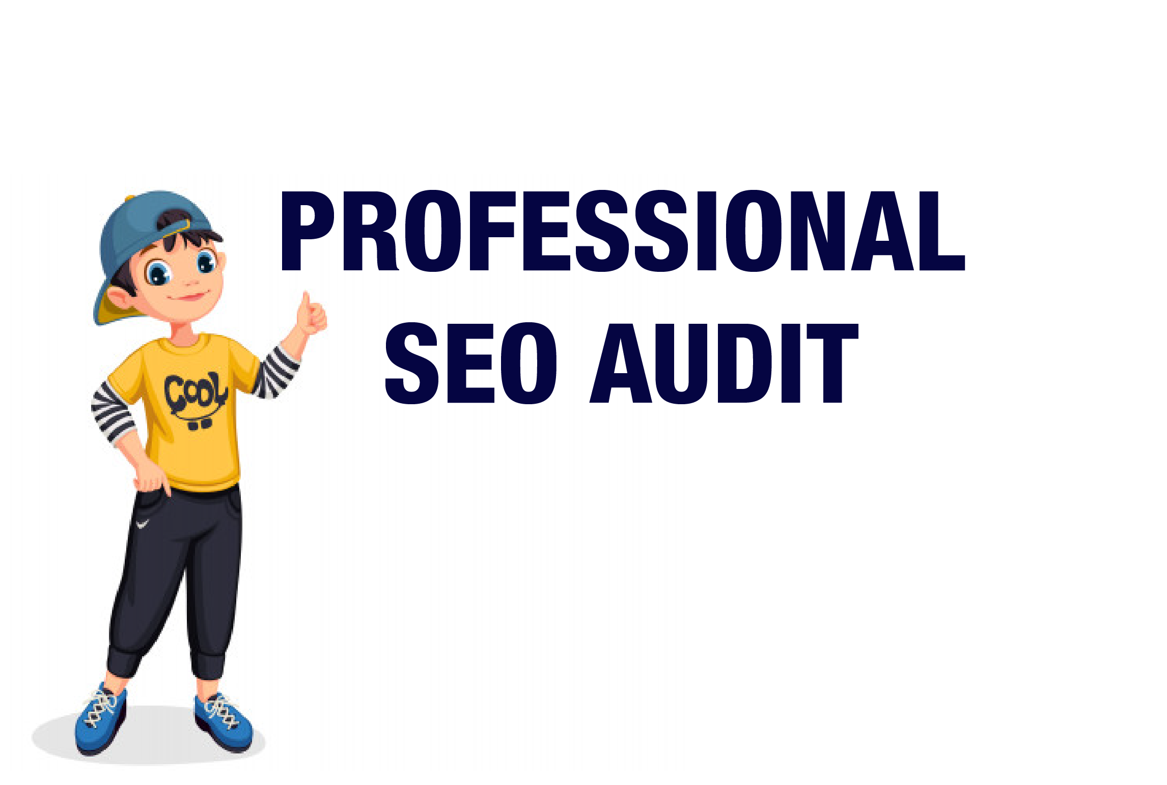 I will provide a professional SEO audit report and a competitor website analysis