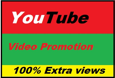 Organic Youtube Video Promotion by Social media Ad Campaign
