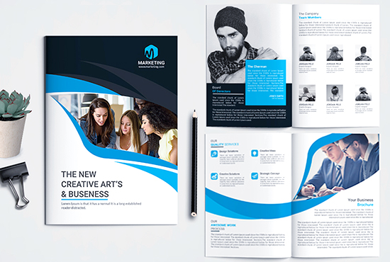 Brochure Design,  Flyer,  Ebook,  Business Proposal