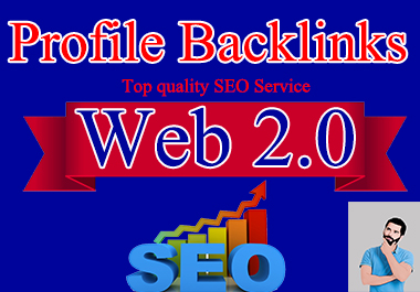 I will create 50 web 2.0 Backlinks with white hat SEO strategy