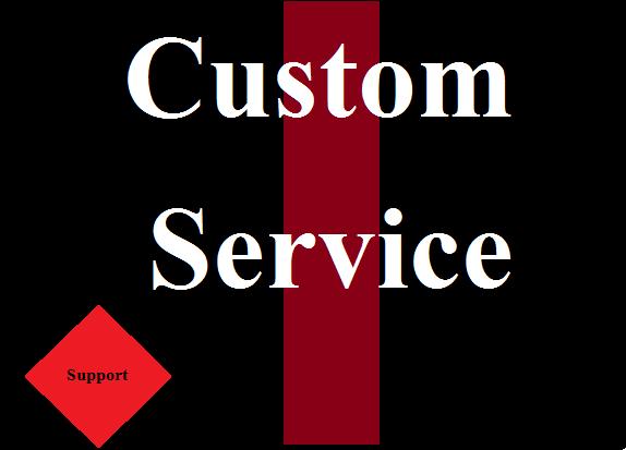 Custom Service For My Regular Clint