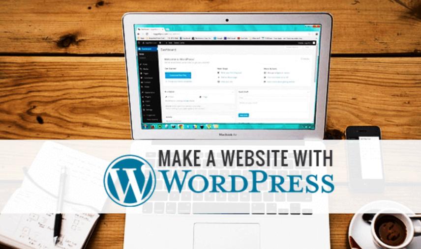 I Will Build responsive wordpress website design
