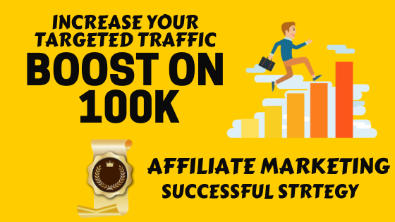 Boost and increase your targeted website traffic