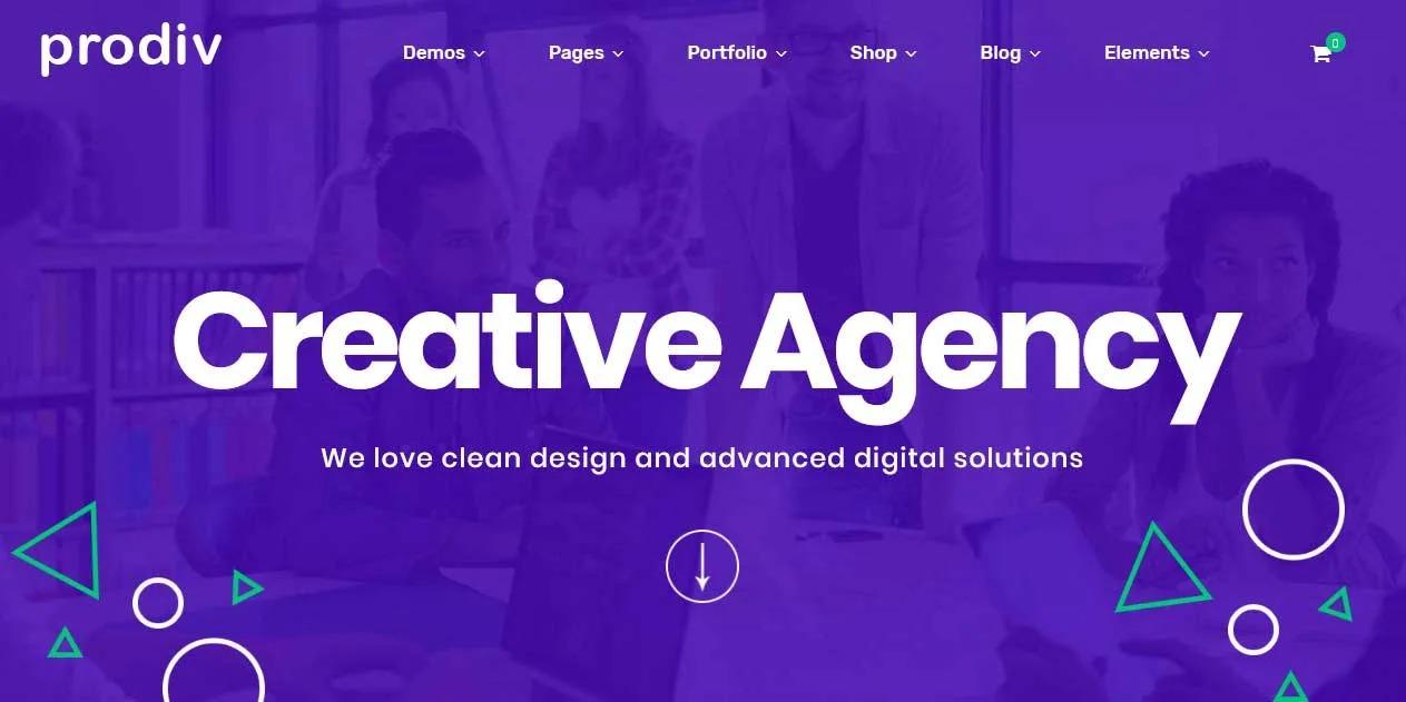Design Elegant Responsive Wordpress Website Using Divi Theme