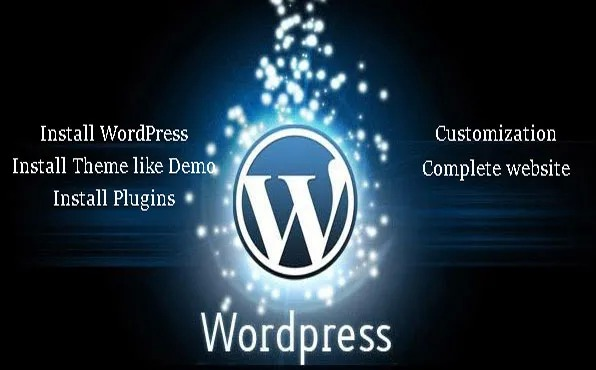 Create A Modern Wordpress Website Design Or Blog
