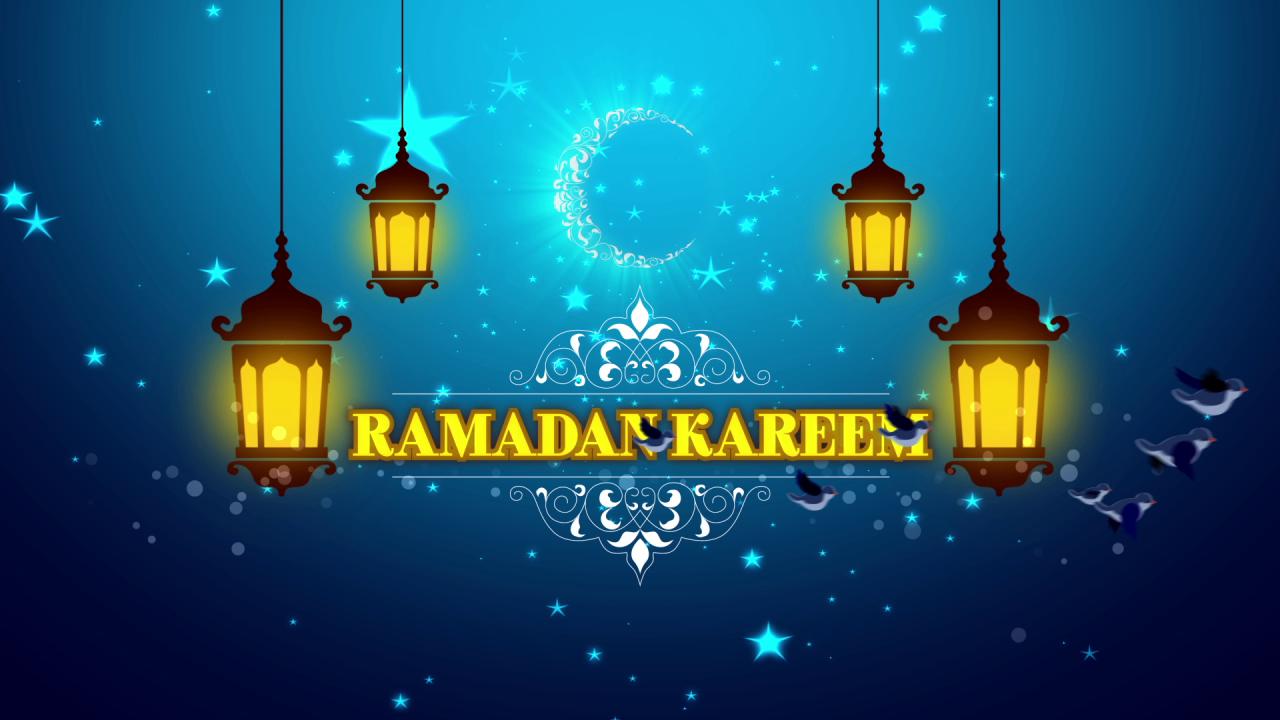 I will create custom Eid Mubarak greeting video