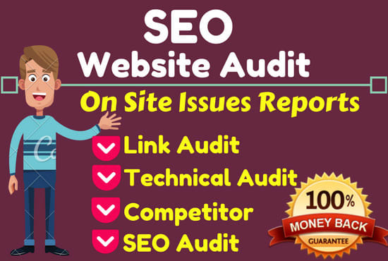 Find all SEO Errors Audit which stops your site top in ranking
