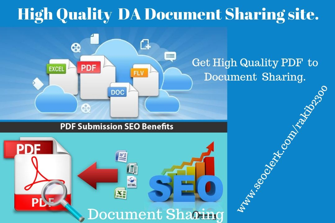 25 High Quality Da & pa PDF Submission to Document Sharing Site