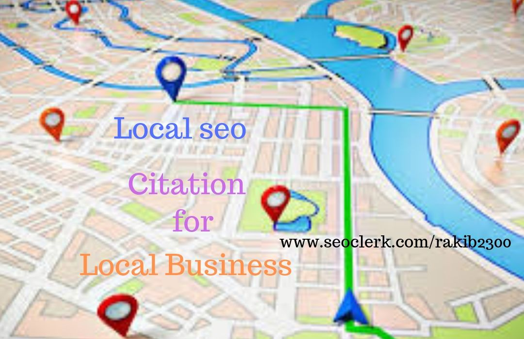 Create 40 Local Citation Listing Or Directory Submission For All Country