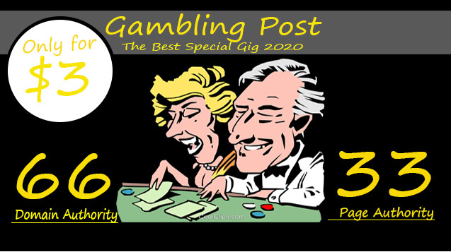 Do Guest Post on DA66 GAMBLING Blog