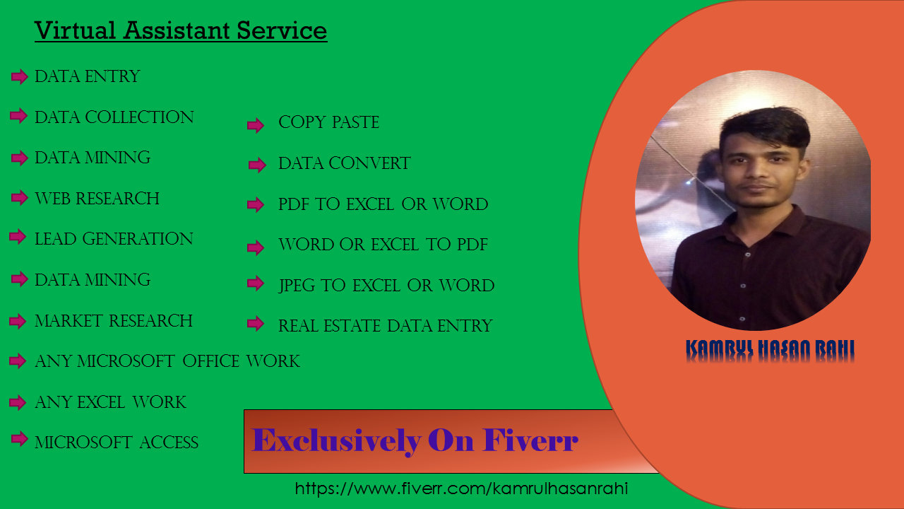 Provide You High Quality Virtual Assistant