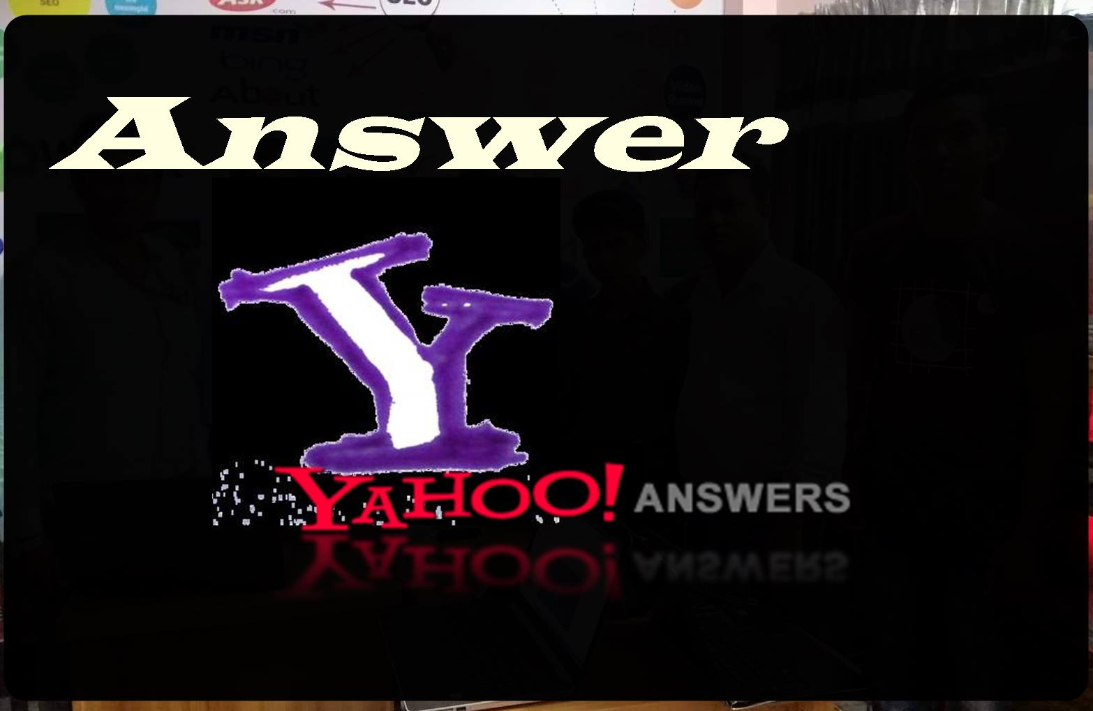 my service Yahoo Answer 20 for website traffic