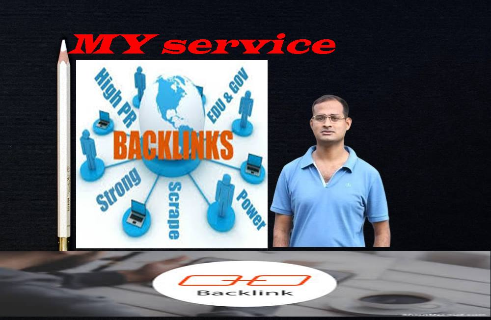 50 Backlinks provide for website traffic with guarantee