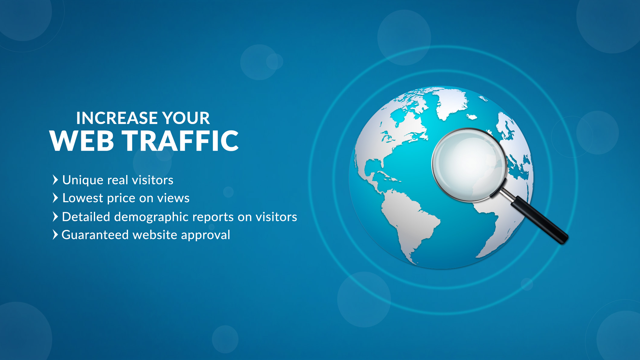 Searching for a Cost-Effective Traffic Generating Platform