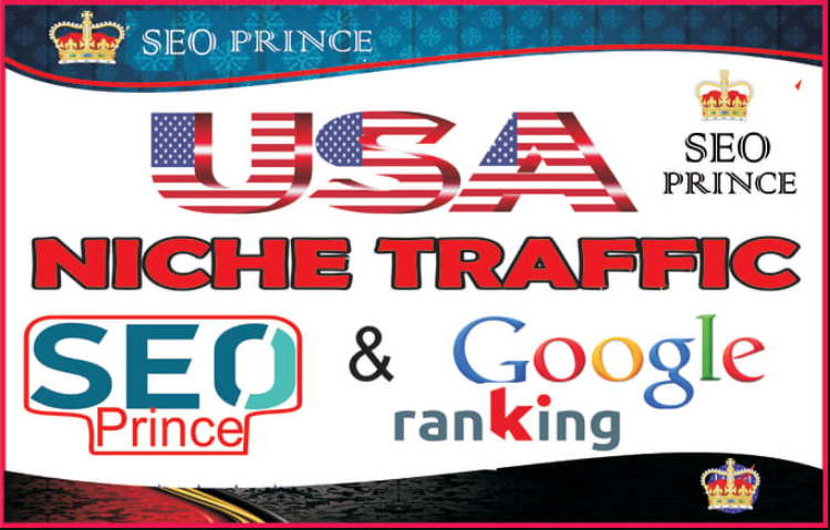 Skyrocket Website Ranking With Real Targeted USA Web Traffic for 5 days