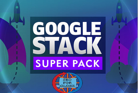 I will build google stack with 3 super pack