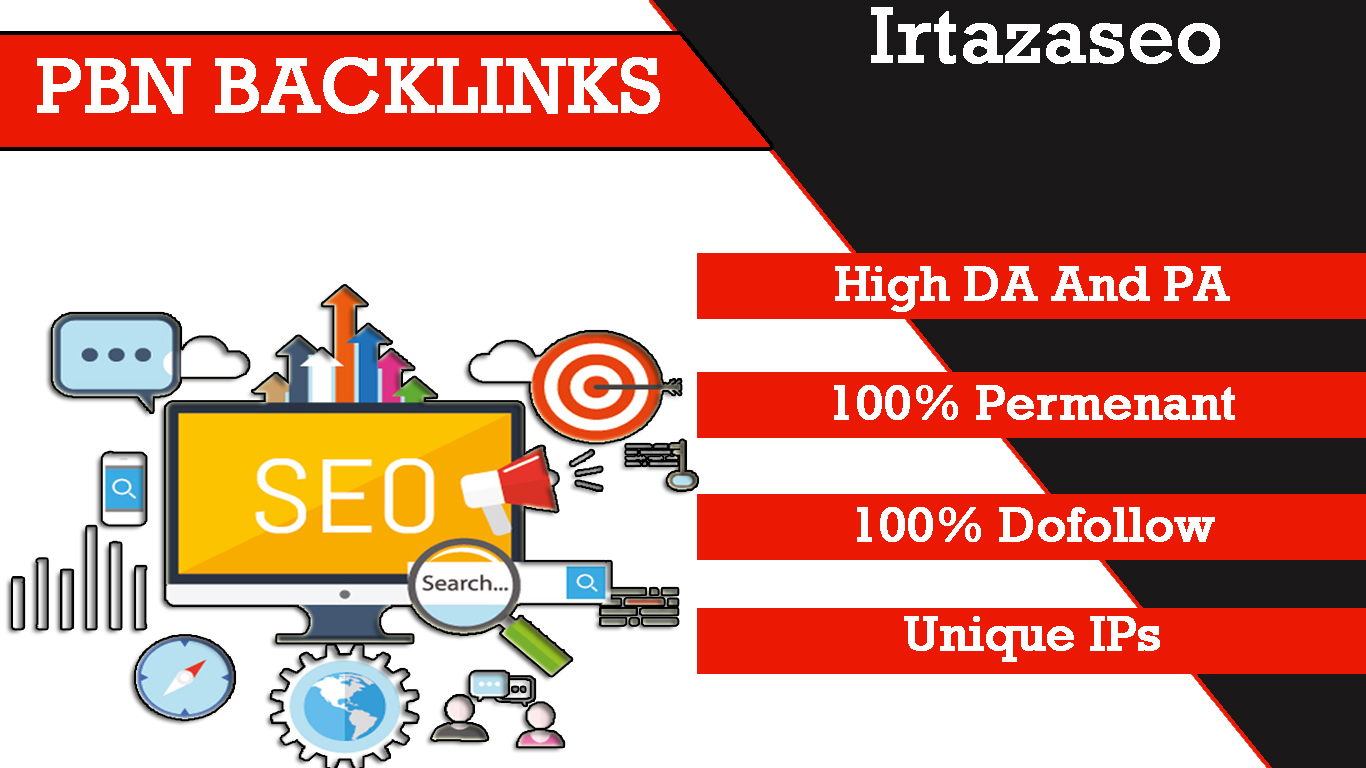 providing 60 PBN backlinks on High DA PA