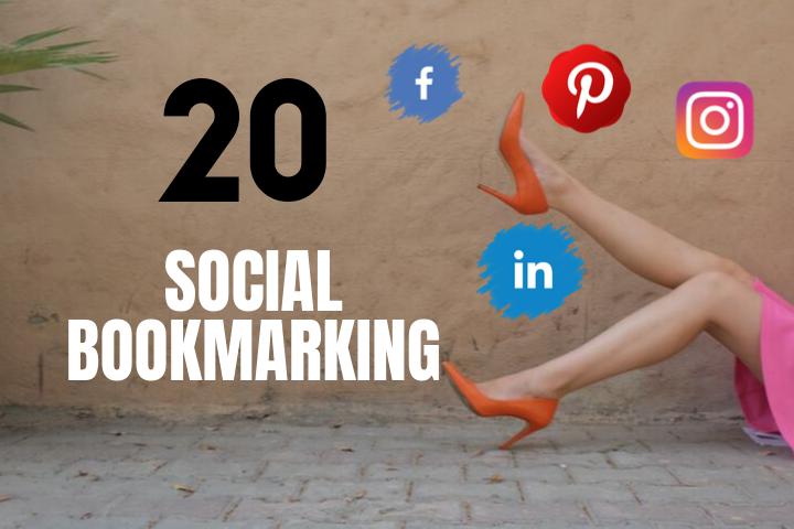 Do 20 Social Bookmarking For Google Ranking