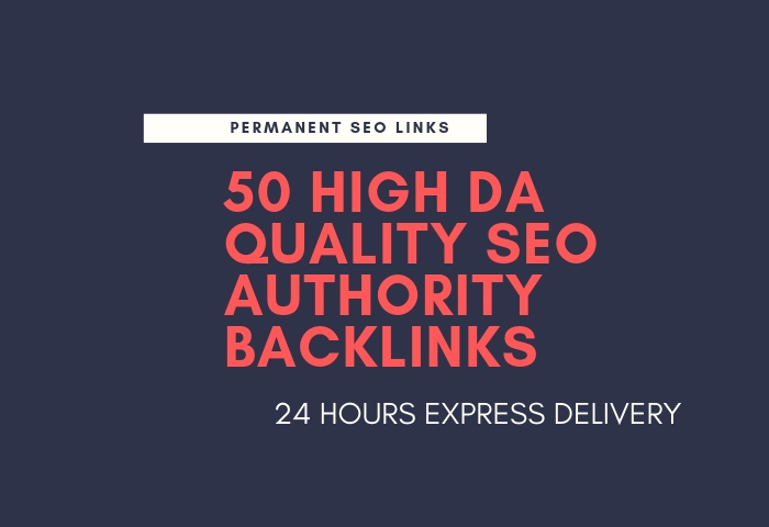 50 Powerful High Da60 Authority Backlinks For SEO