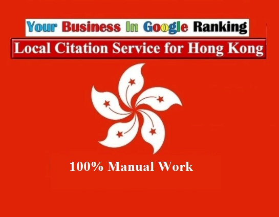 I will create 35 best hong kong local citations