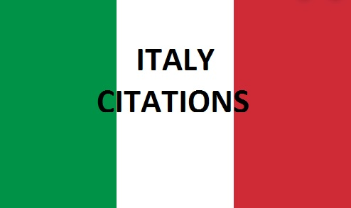 Get Accurate 60 Best ITALY Local Citations