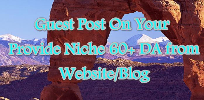 I will Provide You 80+ DA 10 Profile Backlinks for Your Blog/Website