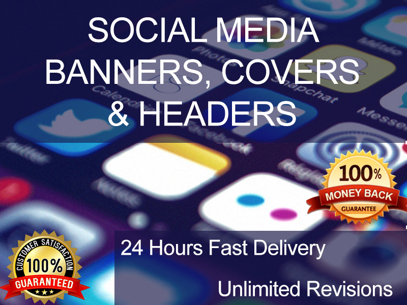 Professional Social Media Banners And Covers For You