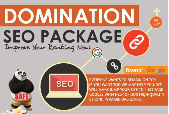 provide monthly SEO service, on and off page optimization for google top ranking