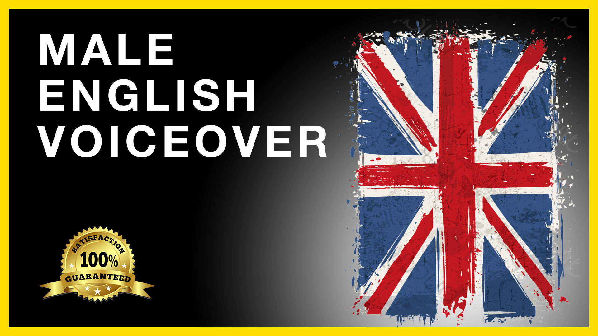 Perform a professional male British voiceover