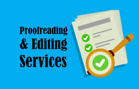 Your Proofreading And Editing