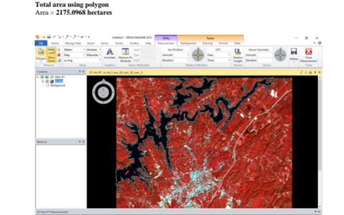 GIS Mapping and Remote Sensing