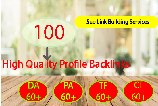 100 USA Seo Link Building Services For Web Traffic