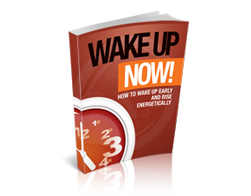 Get Your eBook now Wake up Now