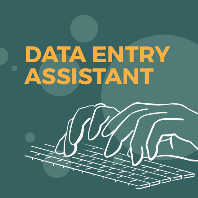 WORK DONE HERE DATA ENTRY IN COMPLETED IN 1 DAY