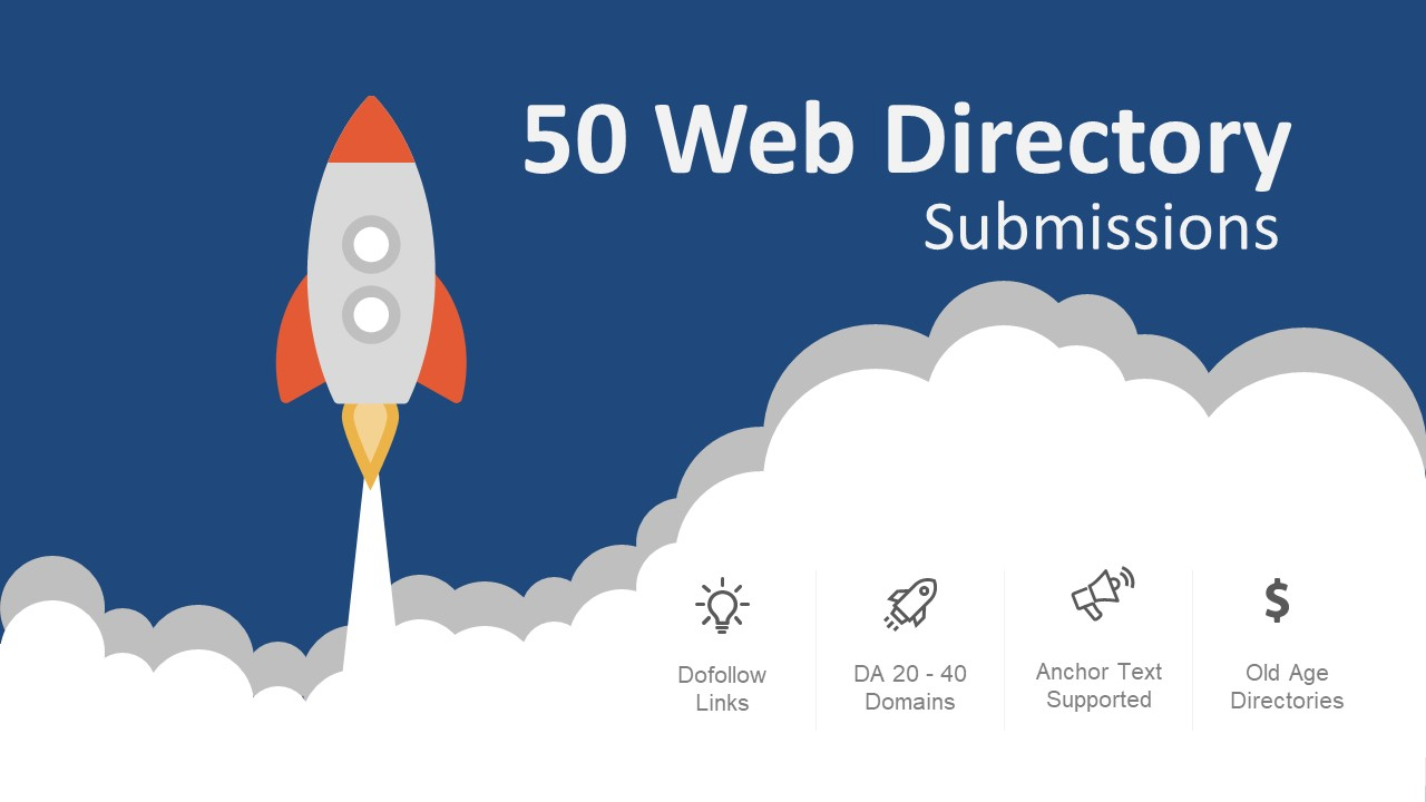 Dofollow Web Directory Submissions For Website