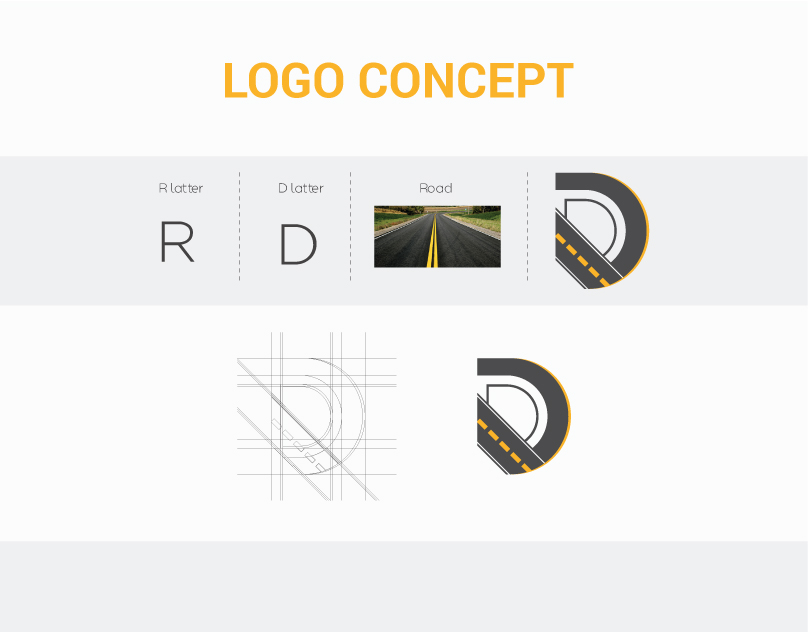 modern minimalist and professional business logo design in 24 hours