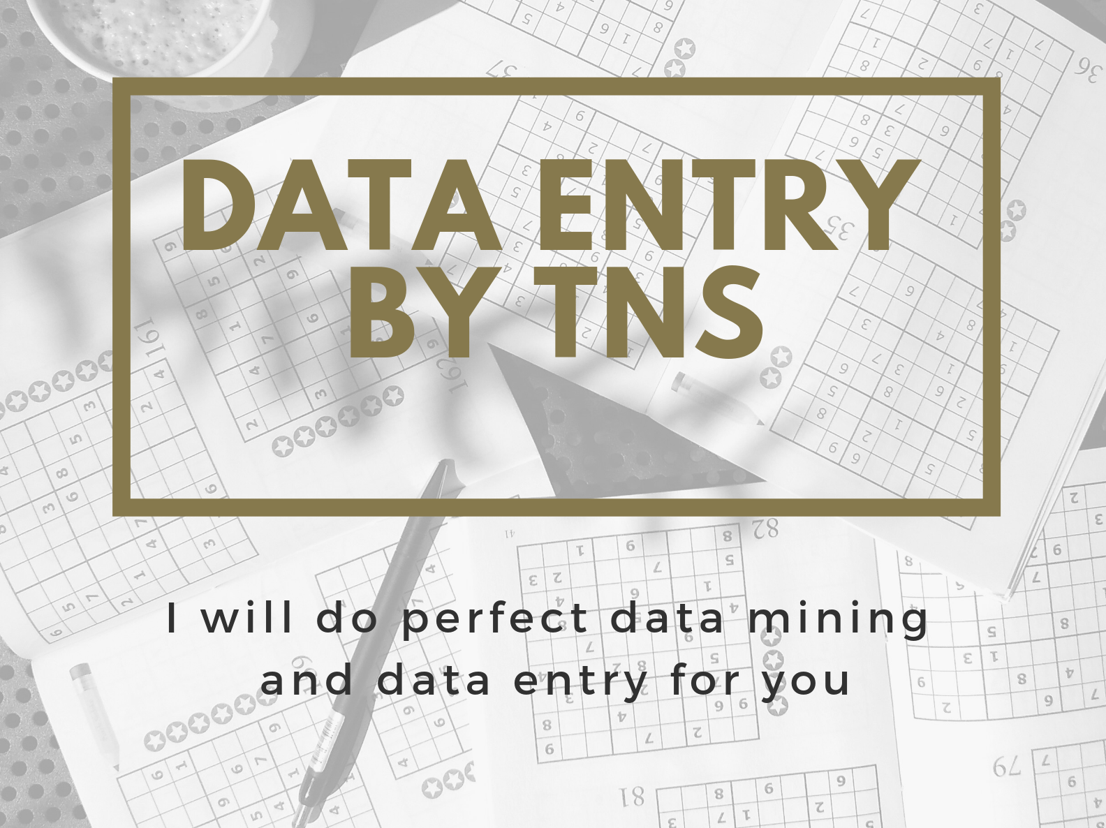 Precise data mining,  entry and analysis with certified typing skill