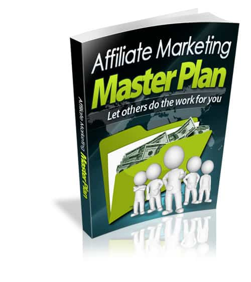 ULTIMATE MASTERPLAN for AFFILIATE MARKETING